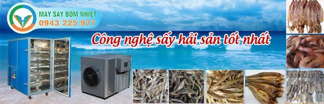 Các loại máy sấy hải sản Công ty TNHH Hoàng Vũ Vina 0943 225 977