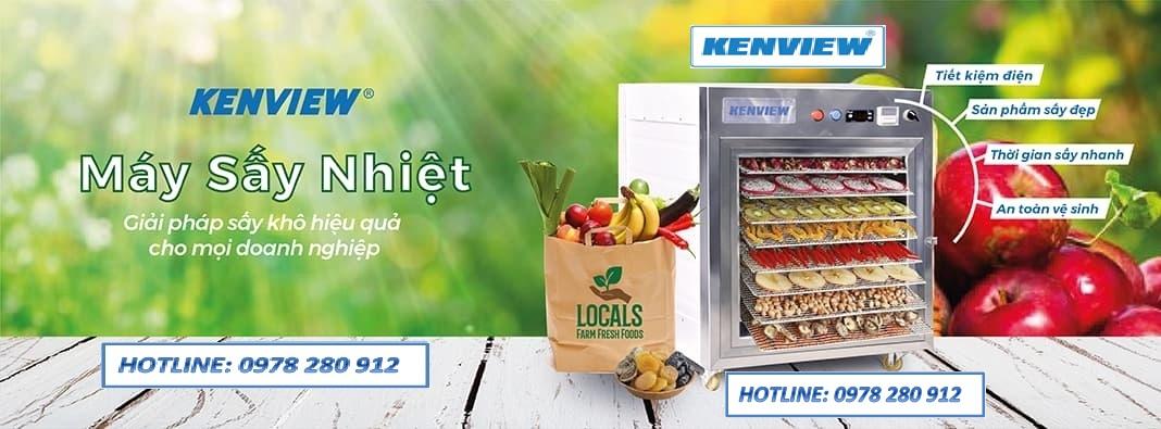 Top máy sấy thực phẩm bán chạy nhất tại Việt Nam