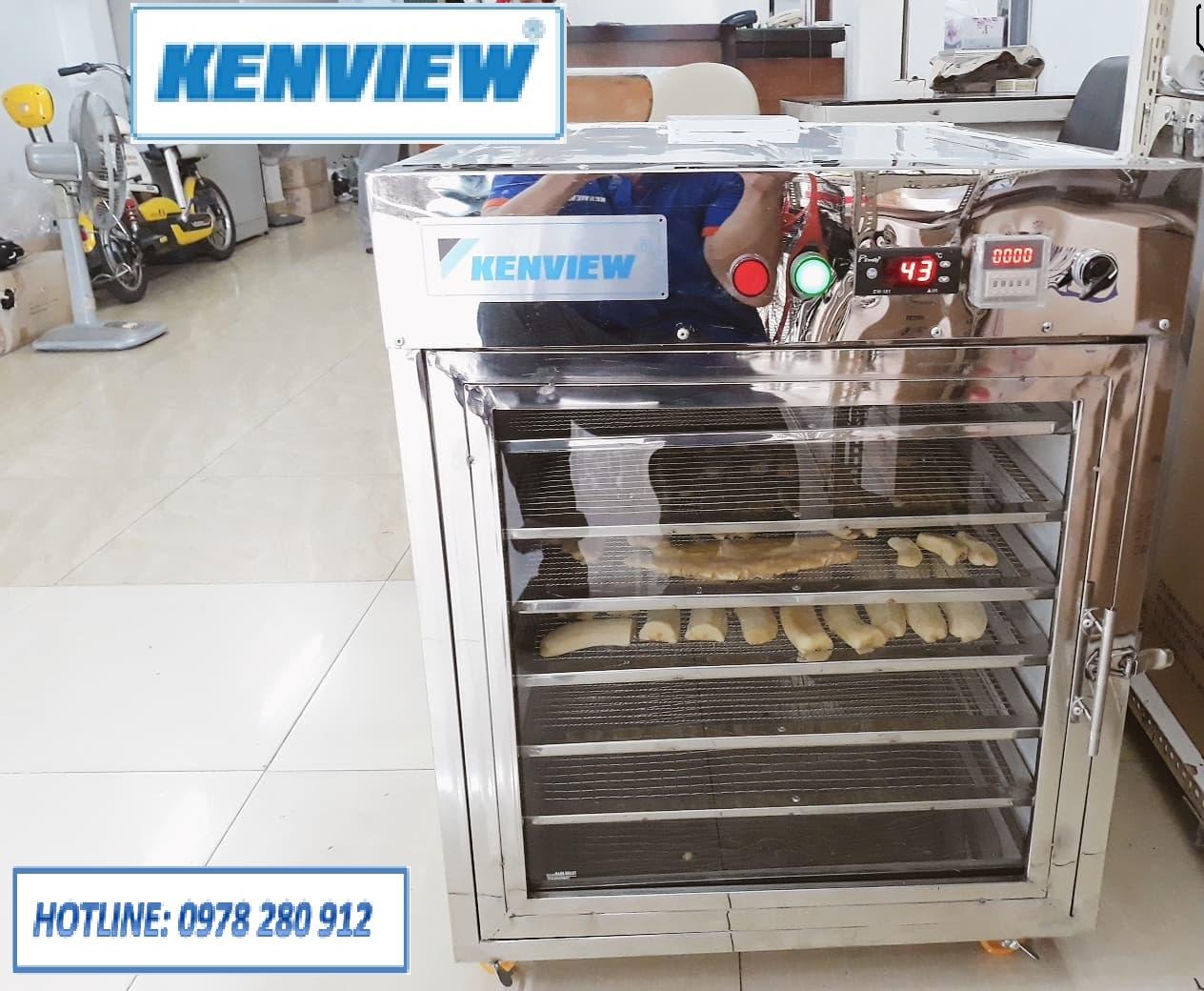 Máy sấy thực phẩm công nghiệp giá rẻ -Kenview-0978.280.912