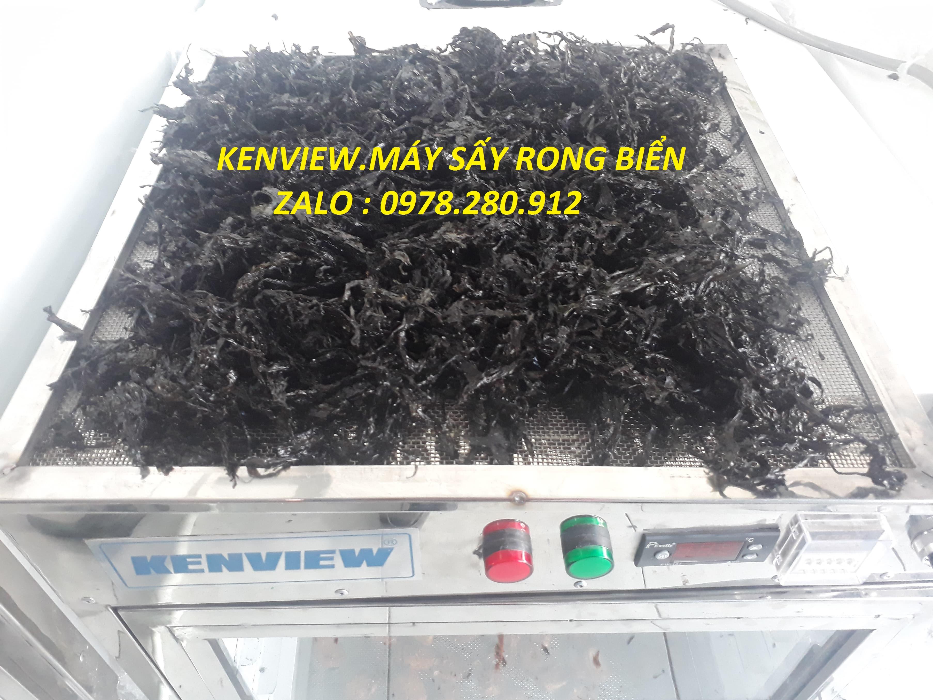 Máy sấy rong biển-rong biển sấy khô bằng máy sấy Kenview-máy sấy khô thực phẩm chuyên nghiệp.