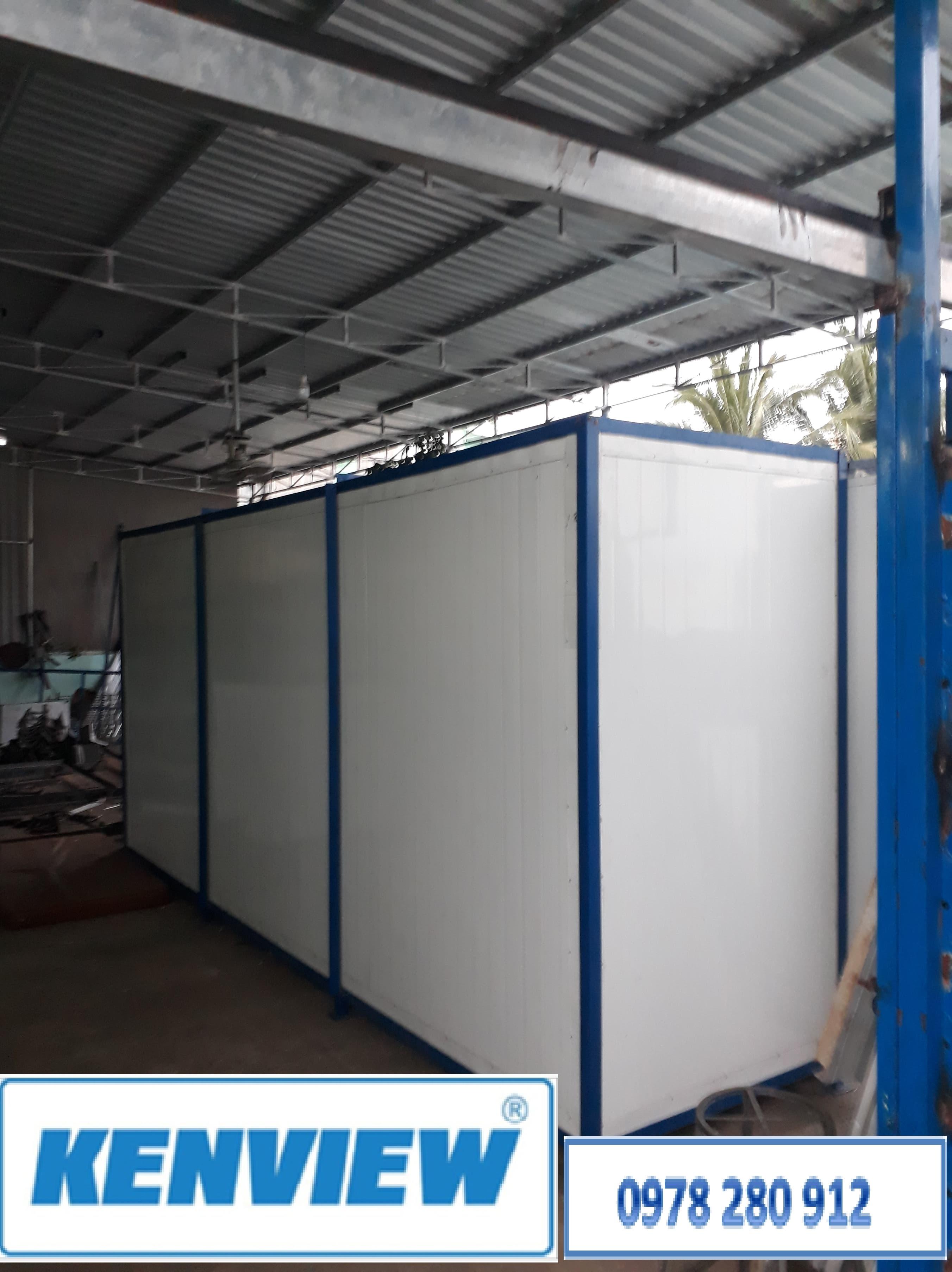 Máy sấy công nghiệp bằng điện Kenview
