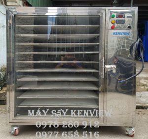 Máy sấy hải sản Kenview Ms50