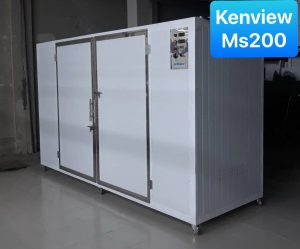 Máy sấy hải sản chuyên nghiệp Kenview Ms200