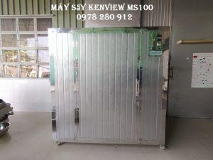Máy sấy hải sản Kenview MS100